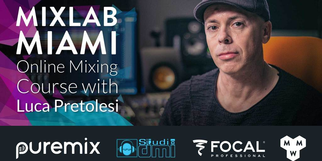 Luca Pretolesi's EDM Mixing Course is Coming to Miami Image