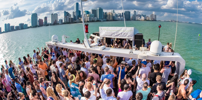 A Closer Look at Trance: Miami Music #poolpartyWeek Image