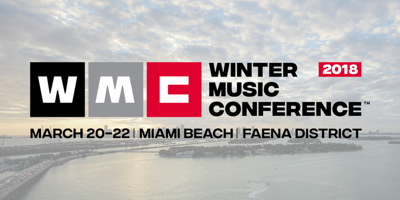 Winter Music Conference 2018 Dates & Programming Announced  Image