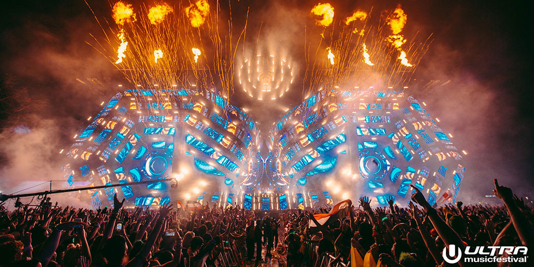 NINETEEN YEARS OF ULTRA MUSIC FESTIVAL Image
