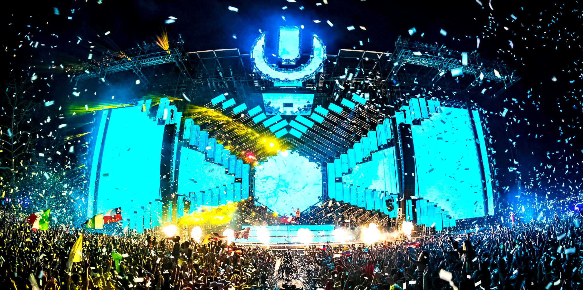 Ultra Releases Phase 1 Lineup Image