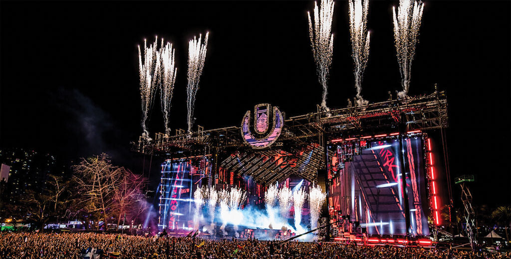 ULTRA MUSIC FESTIVAL REVEALS PHASE TWO LINEUP Image