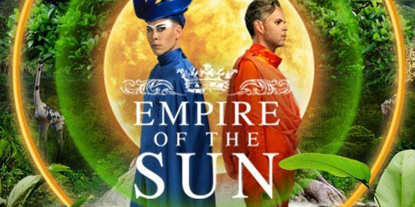Large empire of the sun