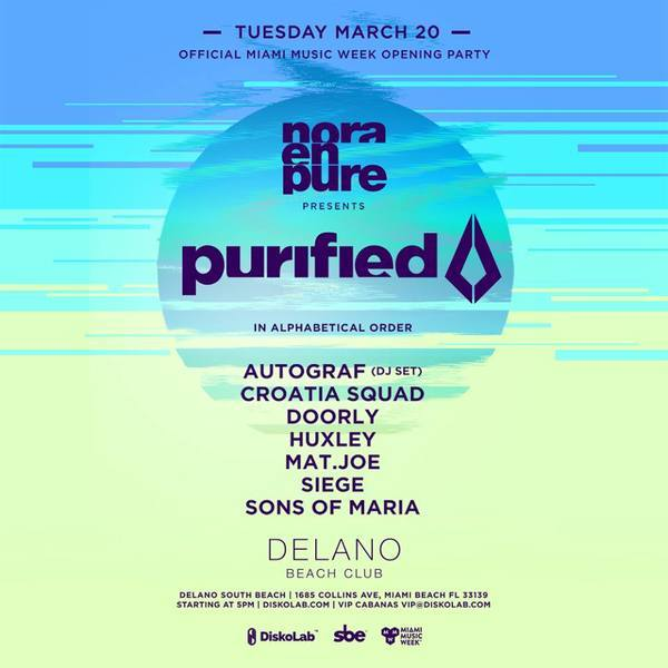Nora En Pure presents Purified Image
