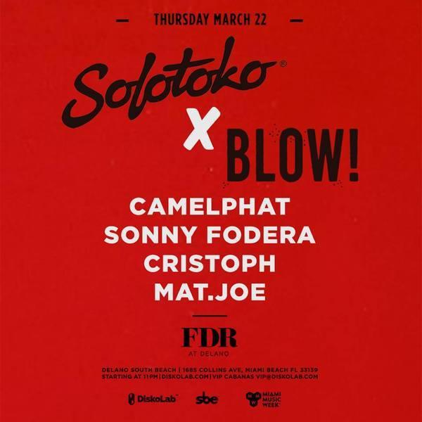 Solotoko vs Blow! Image