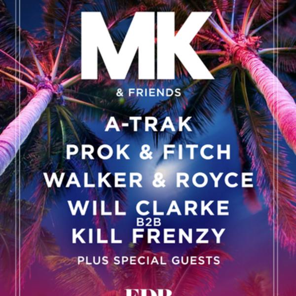 MK & Friends 2018 Image