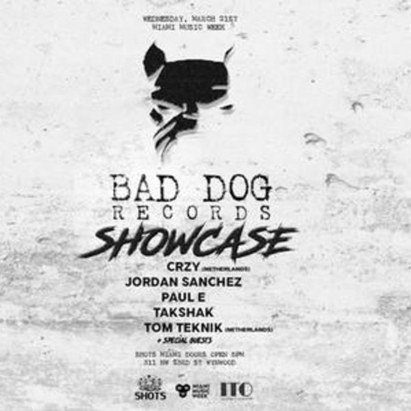 Bad Dog Records Showcase Image