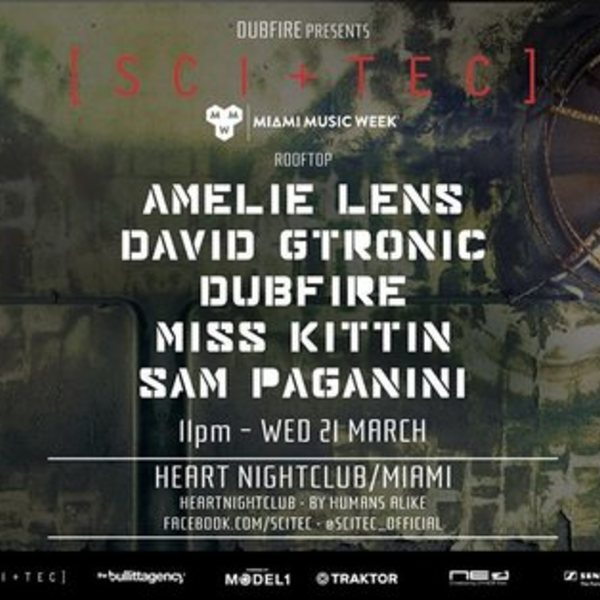 Dubfire presents [SCI TEC] Image