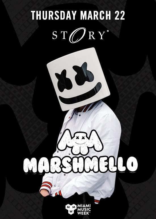 Marshmello at Story 2018 Image