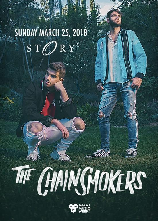 The Chainsmokers Image