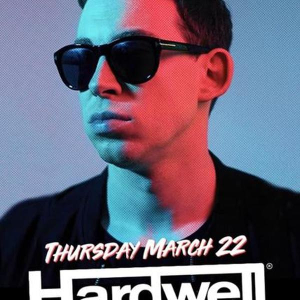 Hardwell at LIV Image