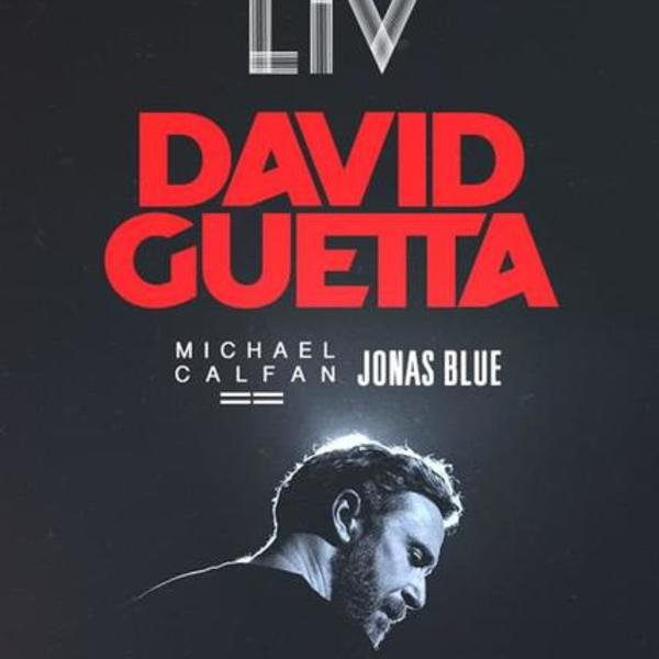 David Guetta at LIV Image