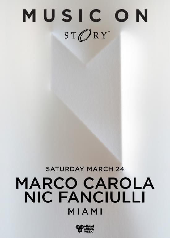 Music On with Marco Carola & Nic Fanciulli Image