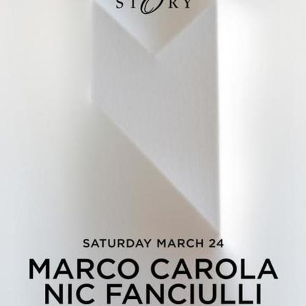 Music On with Marco Carola & Nic Fanciulli Image