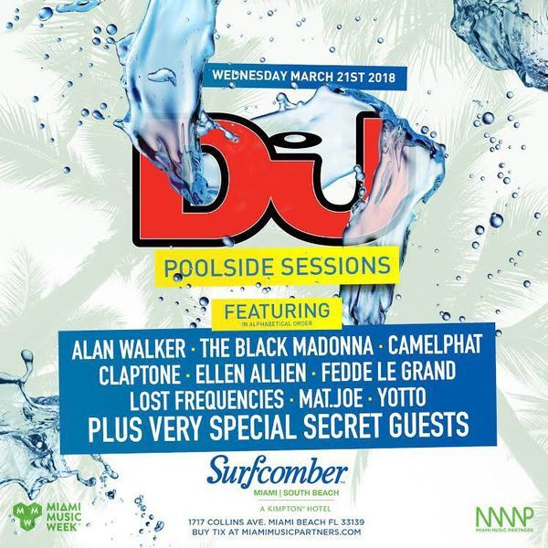 DJ Mag Pool Sessions Image