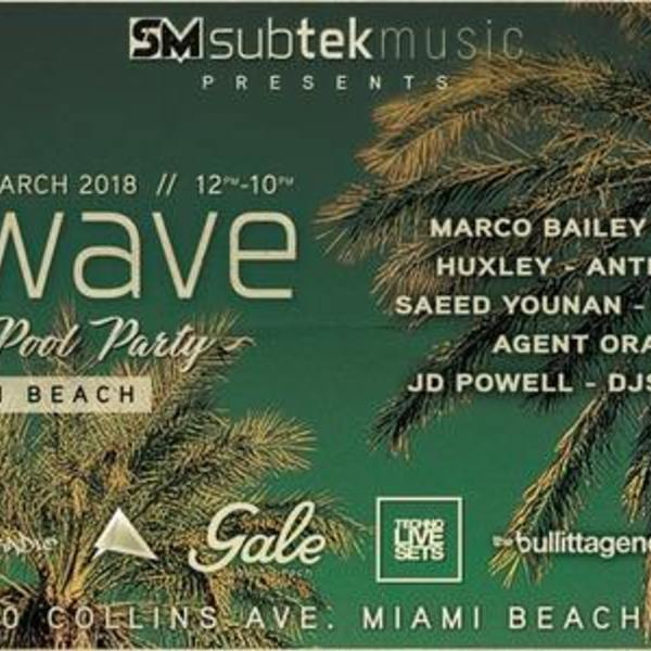 Subtek Presents: Tekwave Image