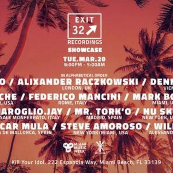 Exit 32 Recordings Showcase Image
