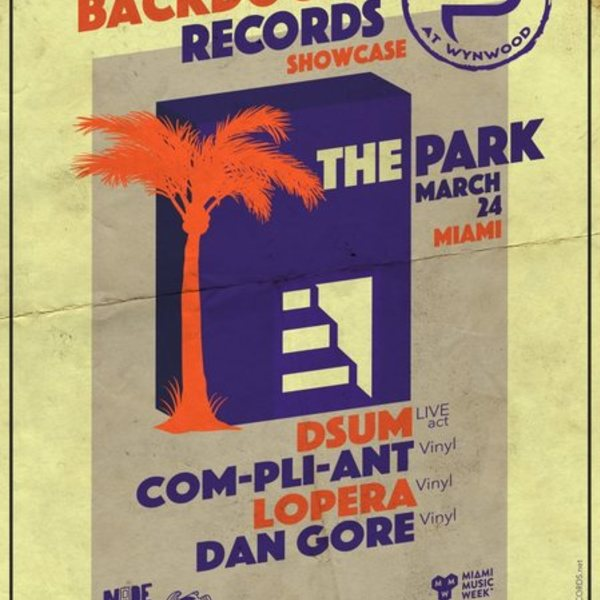 The Park presents: Back Door Records Showcase Image