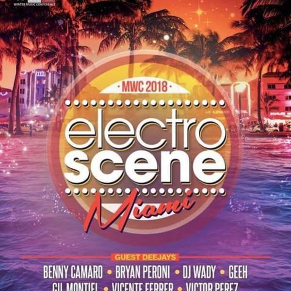 Electro Scene Miami Image