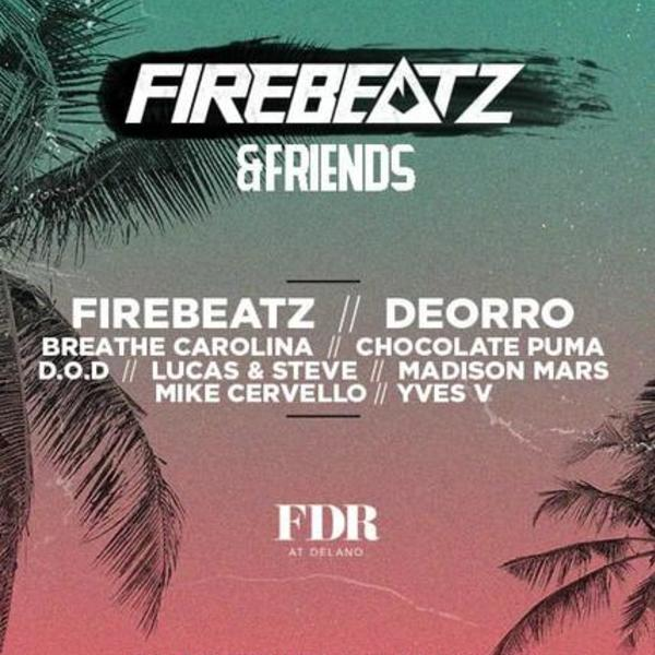 Firebeatz & Friends Image