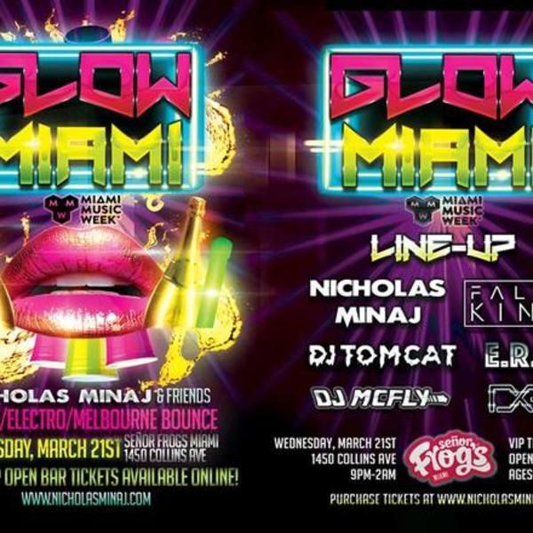 Glow Miami f/ Nicholas Minaj & Friends Image