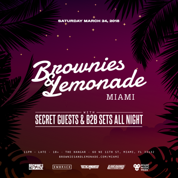 Brownies & Lemonade Miami Image