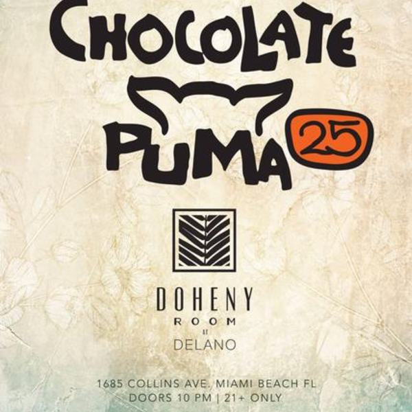 Chocolate Puma + Maj Ulbrand + Malone at Doheny Room Image