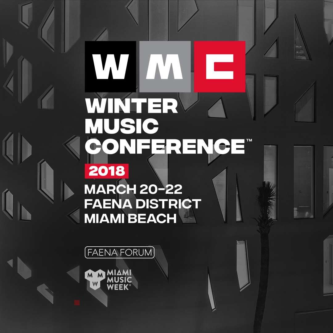 Winter Music Conference 2018 Image
