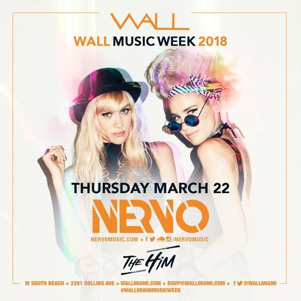 Nervo at Wall Lounge Image