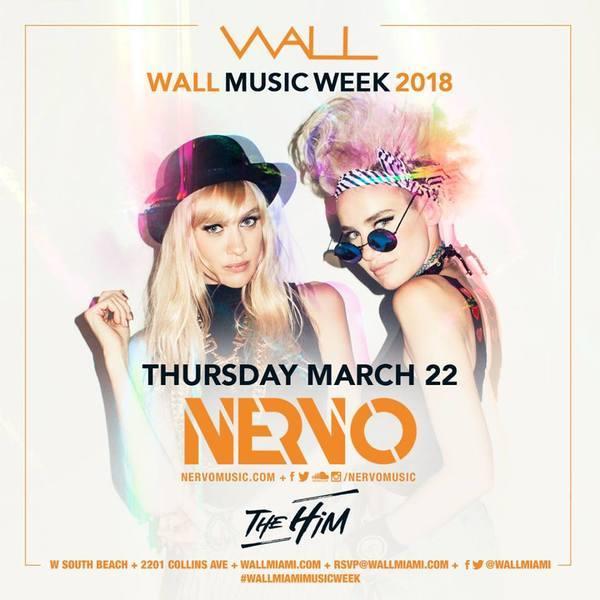 Nervo at Wall Lounge Image