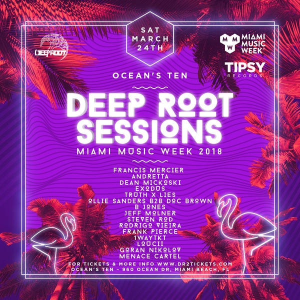 Deep Root Sessions MMW 2018 Showcase Image