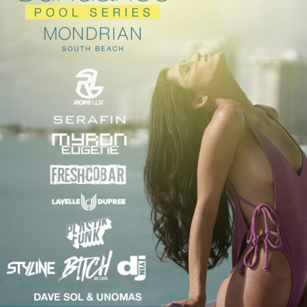 Romi Lux + Serafin pres. Sundance Closing Pool Party Image