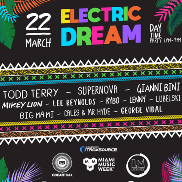 ELECTRIC DREAM 2018 Image