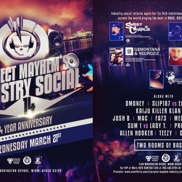 Project Mayhem Industry Social Image