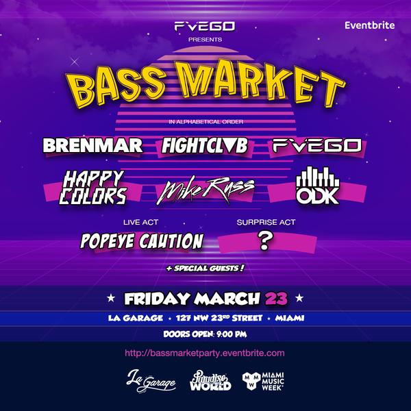 Bass Market Image