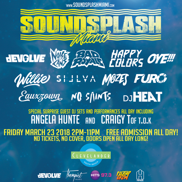 Sound Splash Miami Image