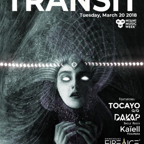 Penumbra presents: TRANSIT Image