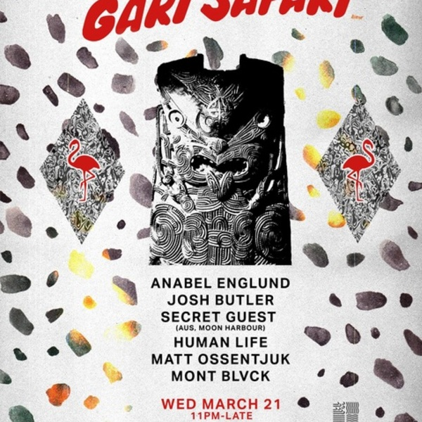 Gari Safari Miami Music Week w Anabel Englund, Josh Butler & secret guests Image