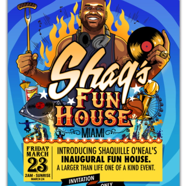 Shaq's Fun House  Image