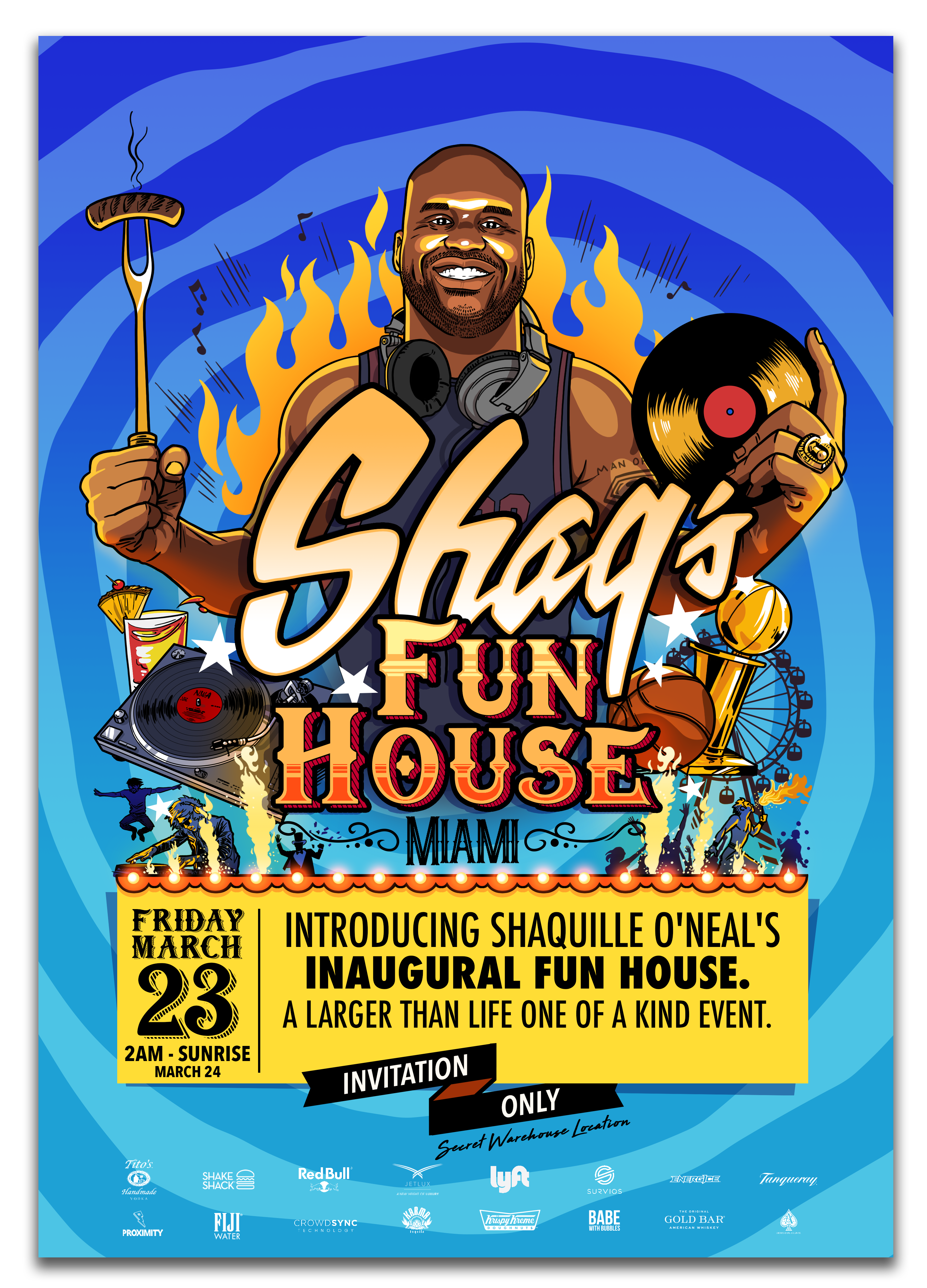 Shaqu0027s Fun House
