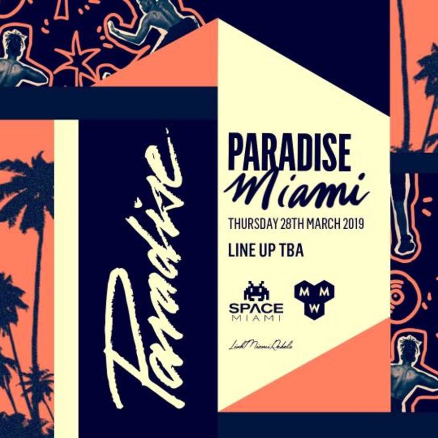 Paradise Miami by Link Miami Rebels Image