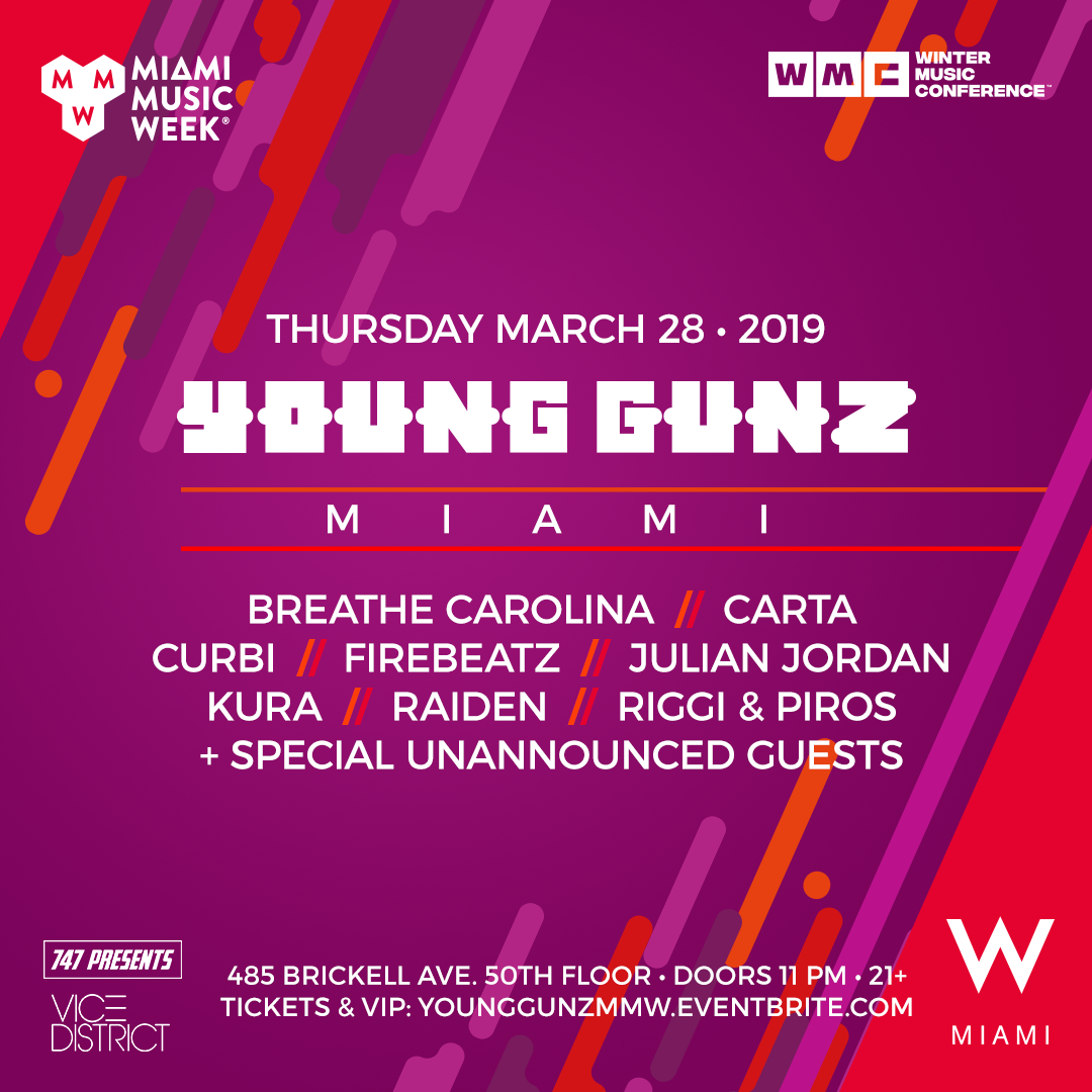 Young Gunz feat Firebeatz, Breathe Carolina, Julian Jordan + MORE! Image