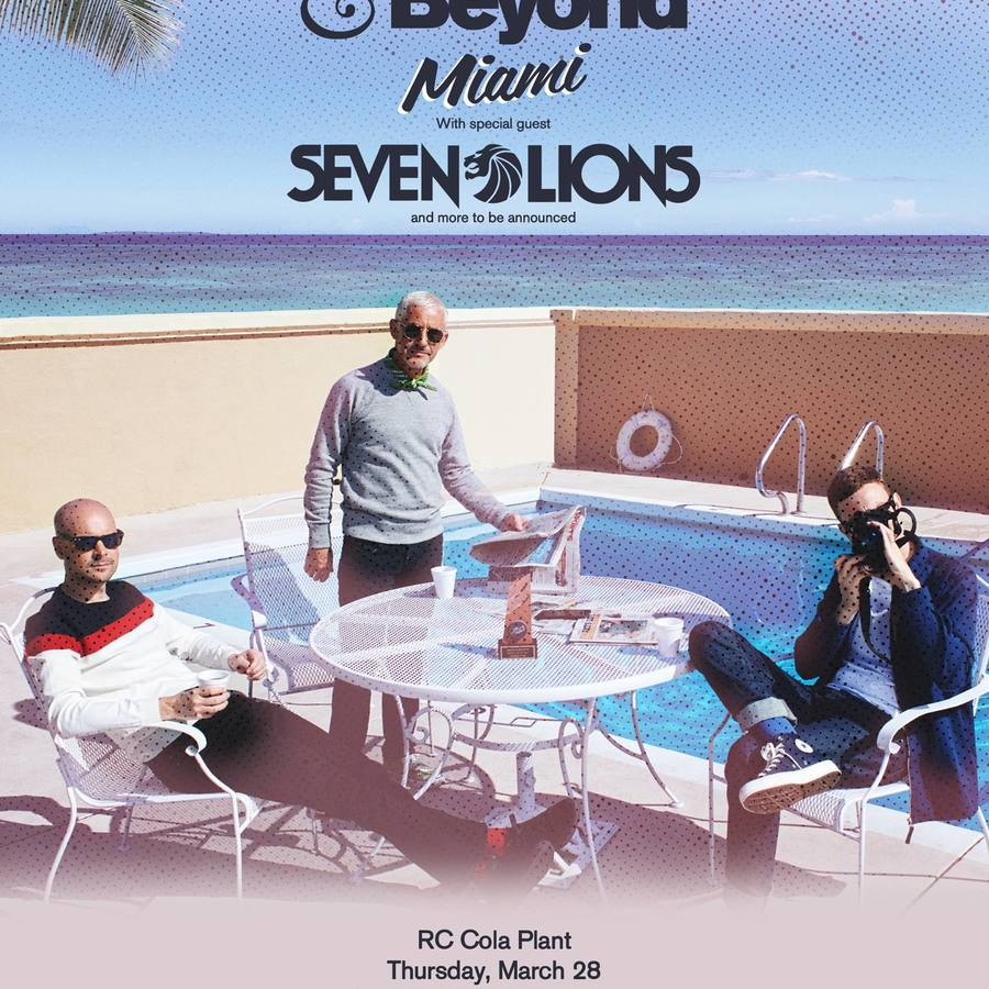 Above & Beyond: Miami 2019 Image