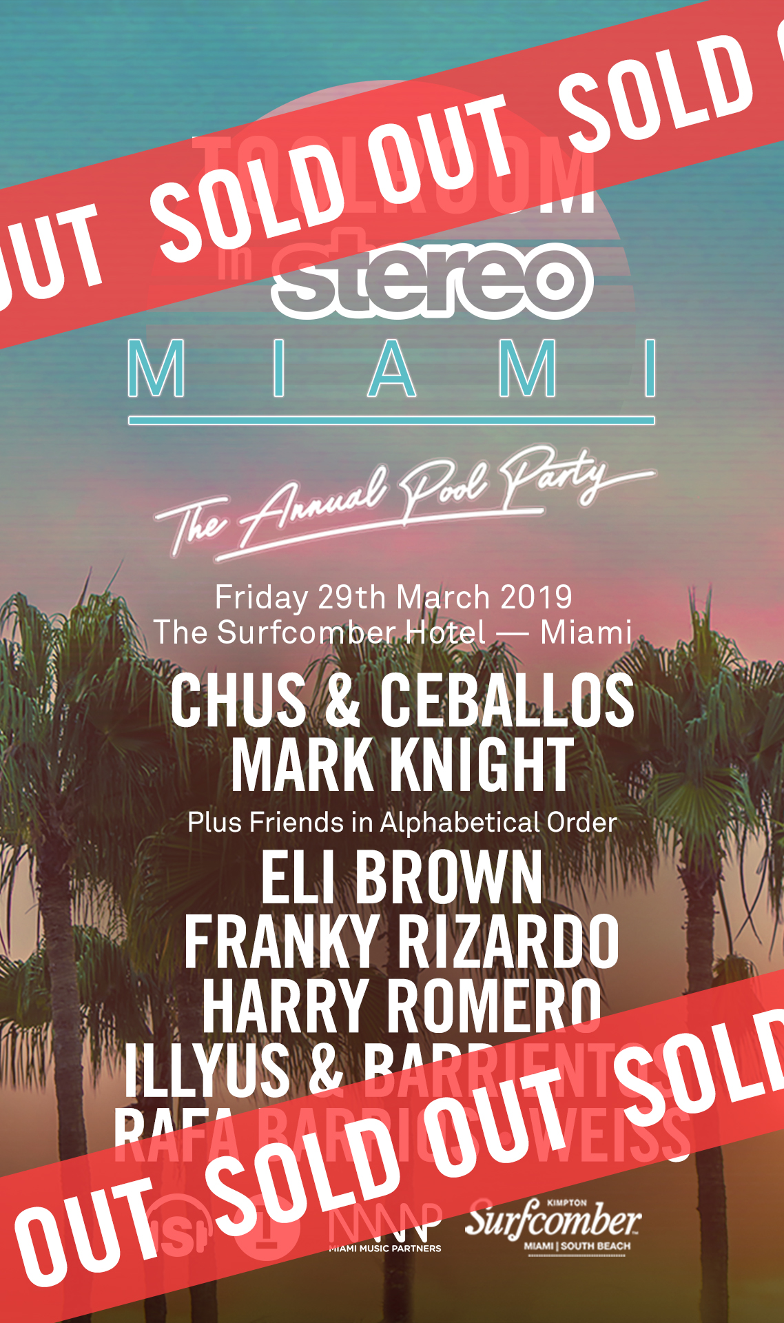 Toolroom in Stereo Miami Image