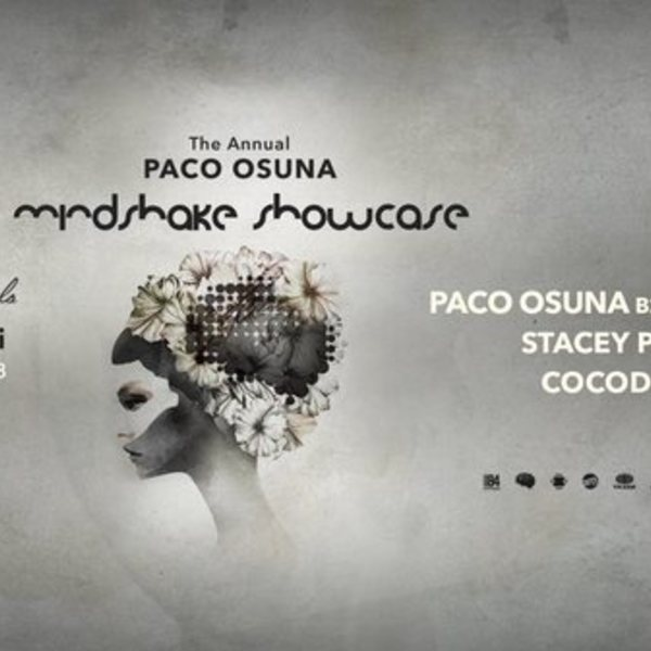 Paco Osuna presents Mindshake Showcase 2018 Image