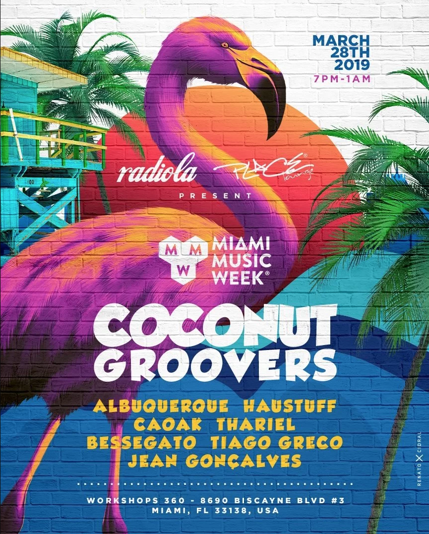 Radiola & Place Brazil: MMW Coconut Groovers Image