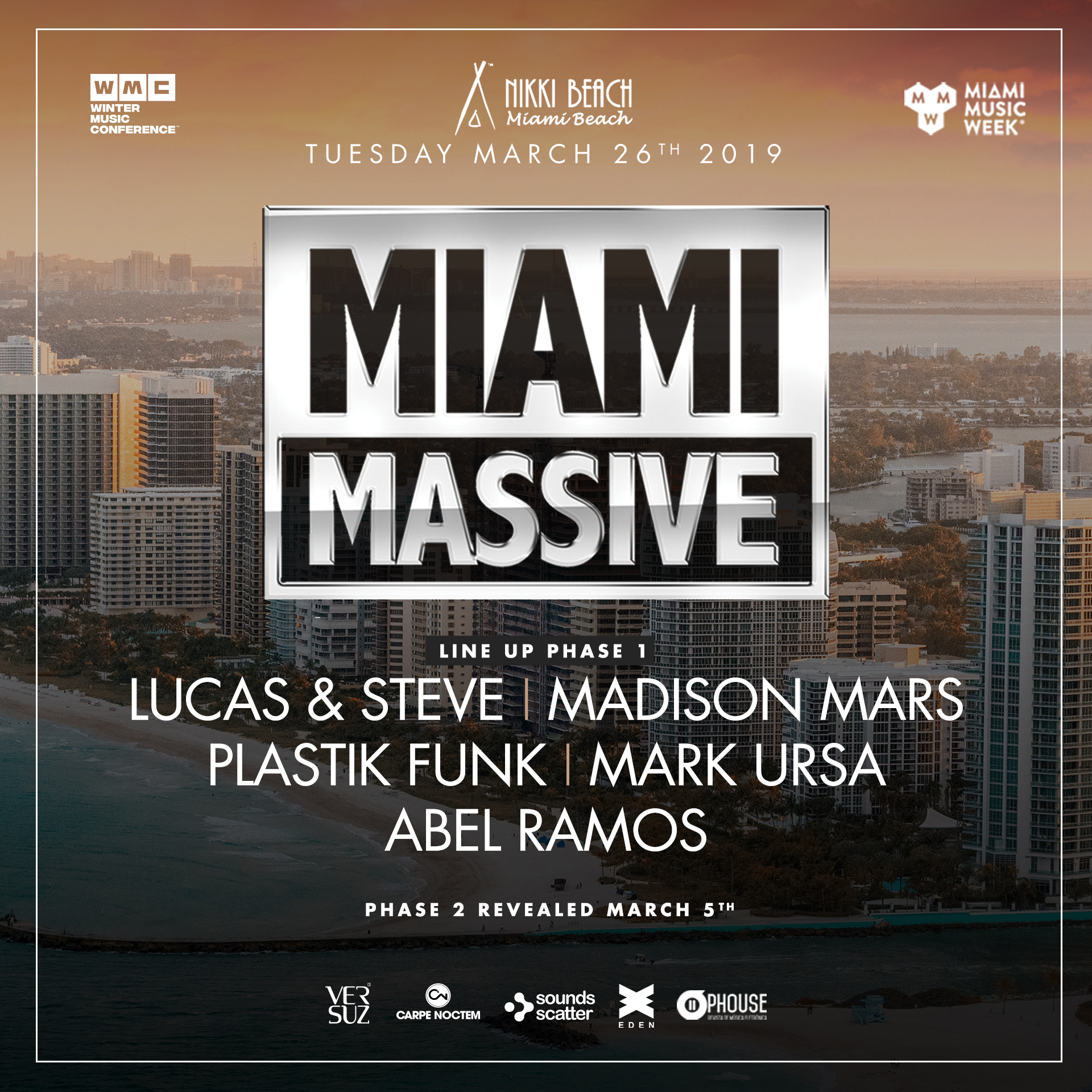Miami Massive Flyer