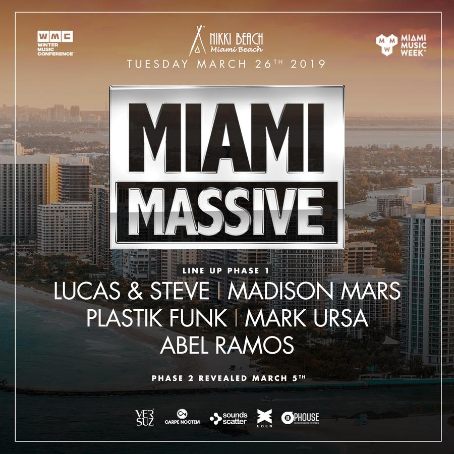 Miami Massive Image