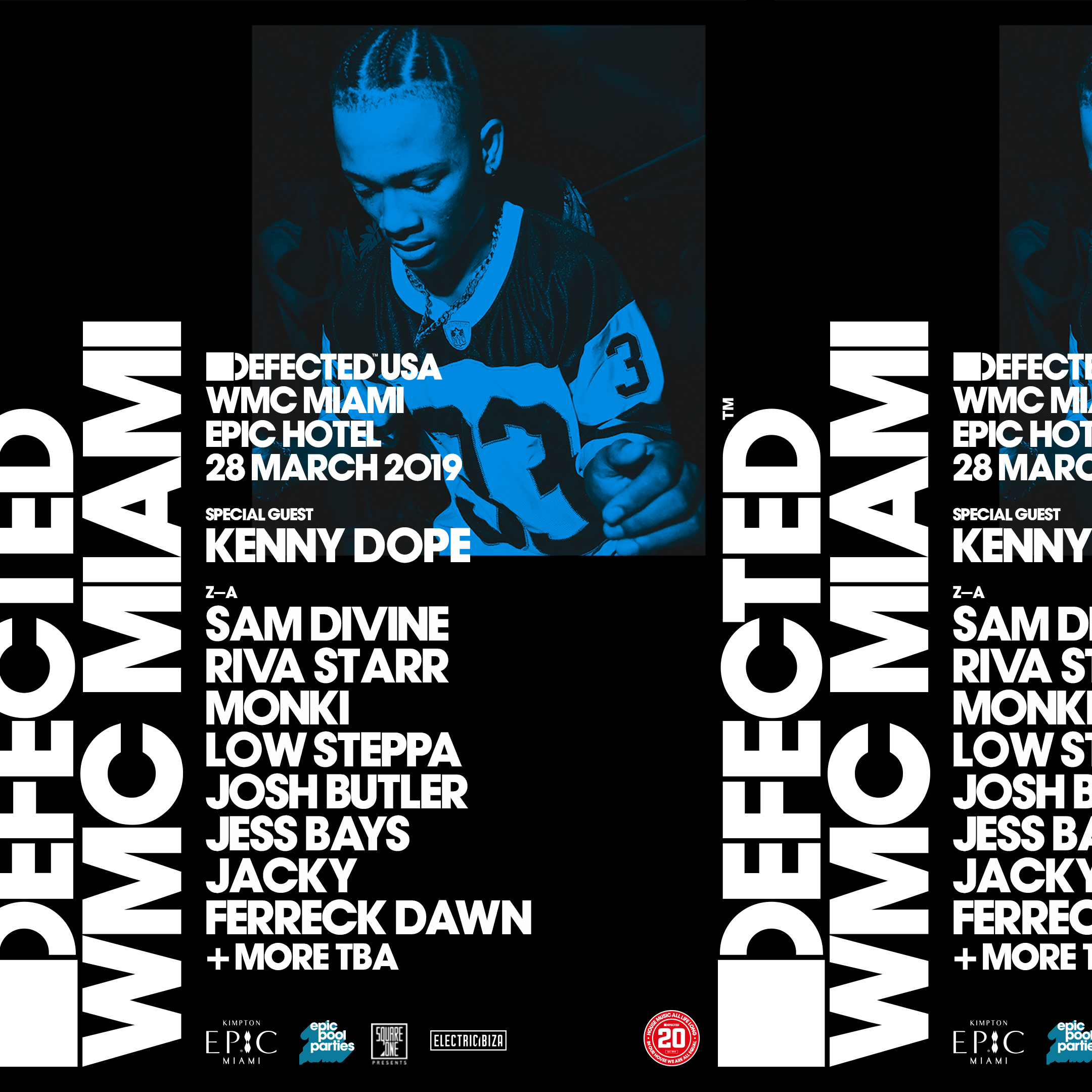 Defected Miami Flyer