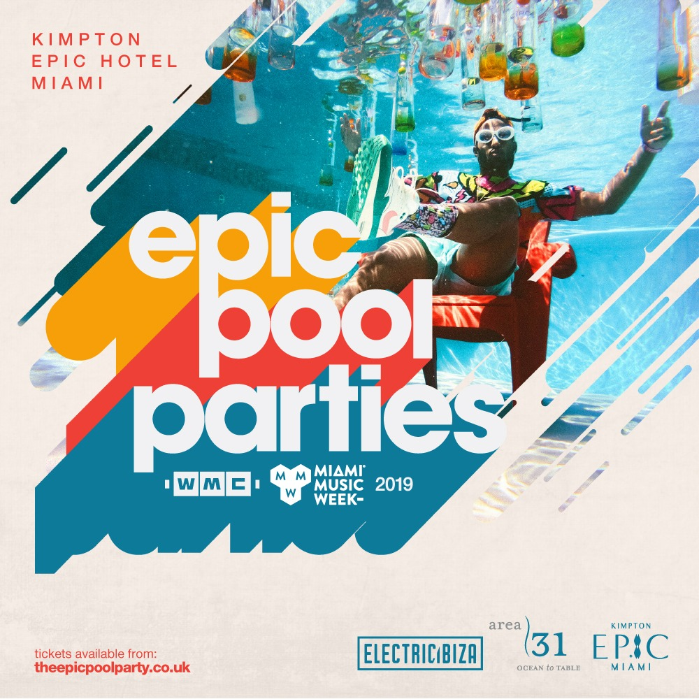 Epic Pool Party - Day 2 Image